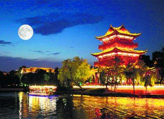 China making artificial Moon